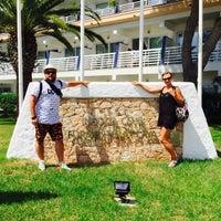 Photo taken at Insotel Club Formentera Playa Hotel by Владислав С. on 7/26/2015