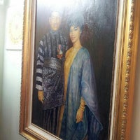 Photo taken at P. Ramlee's House by Amoy Z. on 5/24/2013