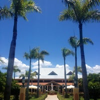 Photo taken at Grand Bahia Principe Bavaro by Юля Р. on 4/27/2013