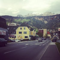 Photo taken at Liezen by Ekaterina S. on 4/30/2013