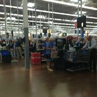 Photo taken at Walmart Supercenter by Jim K. on 2/10/2013