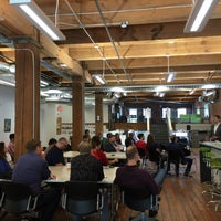 Photo taken at Think Big Coworking by Bob S. on 4/23/2015