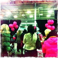 Photo taken at Lilly Pulitzer Warehouse Sale by Nancy F. on 12/9/2011