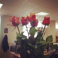 Photo taken at Скайрос by Alina N. on 3/7/2014
