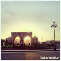 Photo taken at Islamic University of Madinah by Aa C. on 10/10/2012