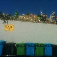 Photo taken at Recology Bayshore Buyback Recycling Center by Thomas on 5/3/2014