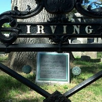 Photo taken at Sleepy Hollow Cemetery by Paige P. on 5/5/2013