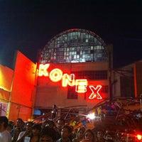Photo taken at Ciudad Cultural Konex by Süreyya G. on 11/9/2012