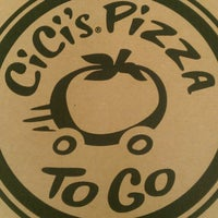 Photo taken at Cici's Pizza by Leighann S. on 7/2/2013