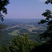 Photo taken at House Mountain Overlook by Cindy W. on 6/22/2013