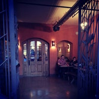 Photo taken at Gracias Madre by Anne W. on 10/10/2012