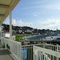 Photo taken at Chippewa Hotel Waterfront by Mona M. on 9/19/2013
