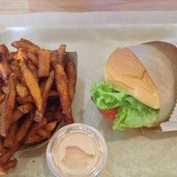 Photo taken at Burger 7 by Farah O. on 7/1/2013