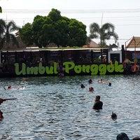 Photo taken at Umbul Ponggok by Elvi S B. on 8/7/2016