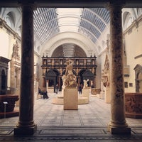 Photo taken at Victoria and Albert Museum (V&A) by Stanny S. on 5/2/2013