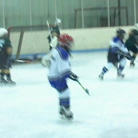 Photo taken at Metro Ice Facility by Heather C. on 12/1/2012