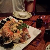Photo taken at JoTo Thai-Sushi Tampa by Manny-Kaye G. on 8/30/2014