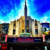 Photo taken at Pantages Theatre by Cakes on 4/5/2013