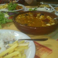 Photo taken at Restaurante e Petiscaria Abreu by Felipe P. on 1/6/2013
