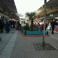 Photo taken at Outlet Center by Mehter on 2/24/2013