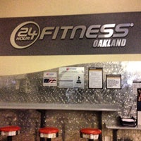 Photo taken at 24 Hour Fitness by ImNotAngie on 6/2/2013