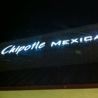 Photo taken at Chipotle Mexican Grill by Bradley N. on 12/4/2012