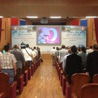 Photo taken at Ankara Üniversitesi Tıp Fakültesi Morfoloji Binasi by Nazmi G. on 5/25/2013