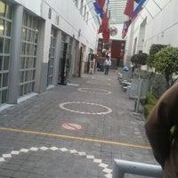 Photo taken at Universidad del Valle de Mexico by Pako on 10/19/2012