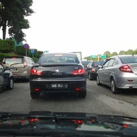 Photo taken at Plaza Tol Subang by Elly A. on 5/7/2013