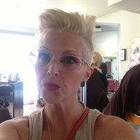 Photo taken at Dear Clark Hair Studio by Brandy Michele A. on 9/17/2013