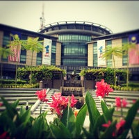 Photo taken at Malaysian Communications & Multimedia Commission (SKMM) by littleredzs on 11/25/2012