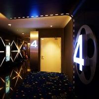 Photo taken at Golden Screen Cinemas (GSC) by littleredzs on 10/13/2012