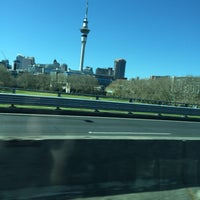 Photo taken at Auckland by Philip S. on 9/11/2016