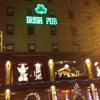 Photo taken at The Irish Pub by Kristine B. on 12/1/2012