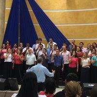 Photo taken at Igreja Adventista do Sétimo Dia - Vila Maria by Will F. on 11/1/2014