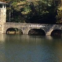 Photo taken at Lake Susan by Keelyn B. on 10/13/2012