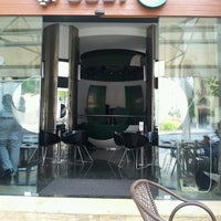 Photo taken at Rotanna Cafe by Saleh A. on 4/21/2013