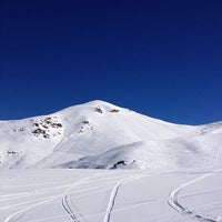 Photo taken at Valle Nevado by elneco on 8/10/2013