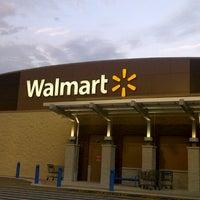 Photo taken at Walmart Supercenter by Mabura G. on 9/20/2012