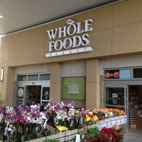 Photo taken at Whole Foods Market by Mabura G. on 11/29/2012