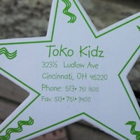 Photo taken at Toko Kids by Erin K. on 6/23/2013