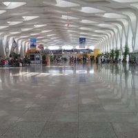 Photo taken at Marrakech Menara Airport (RAK) by ~t:-r on 10/25/2012