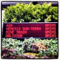 Photo taken at Nemesis by Nigel H. on 10/16/2012