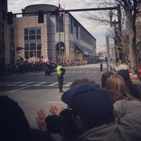 Photo taken at Mandarin Oriental, Boston by Mike L. on 4/15/2013
