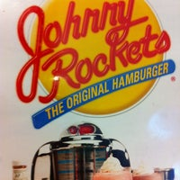 Photo taken at Johnny Rockets by Rene R. on 2/17/2013