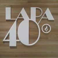 Photo taken at Lapa 40 Graus by Fernanda C. on 10/29/2012