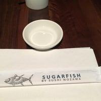 12/27/2016 tarihinde Albert C.ziyaretçi tarafından Sugarfish'de çekilen fotoğraf