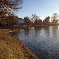 Photo taken at Big Spring Park by Ryan R. on 11/23/2012