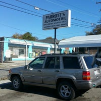 Photo taken at Parrott's Automotive by LaMont'e B. on 11/20/2015