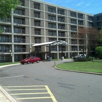 Photo taken at Oldham Towers by LaMont'e B. on 4/25/2013
